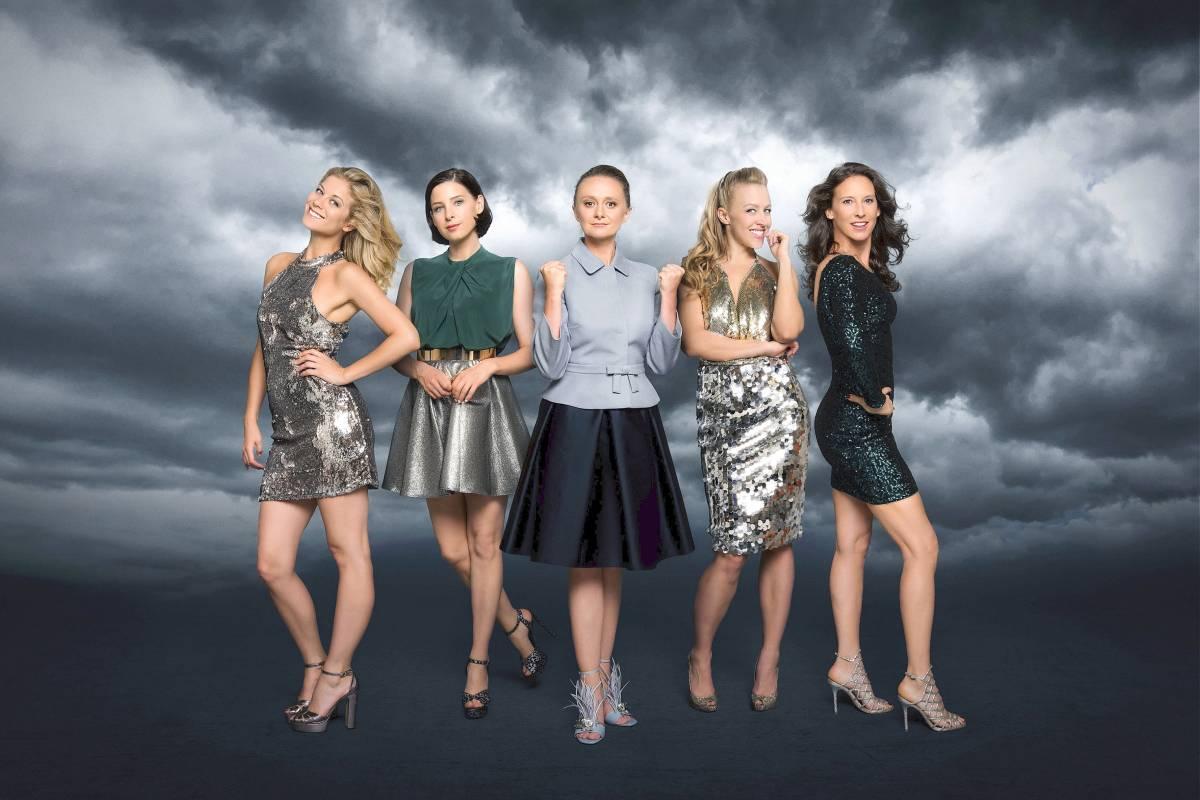 Neue Staffel Vorstadtweiber Frauen Aus Dem Hauschen Waz De