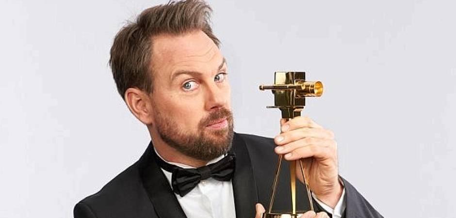 Goldene Kamera Steven Gätjen Lobt Serien Niveau In Deutschland