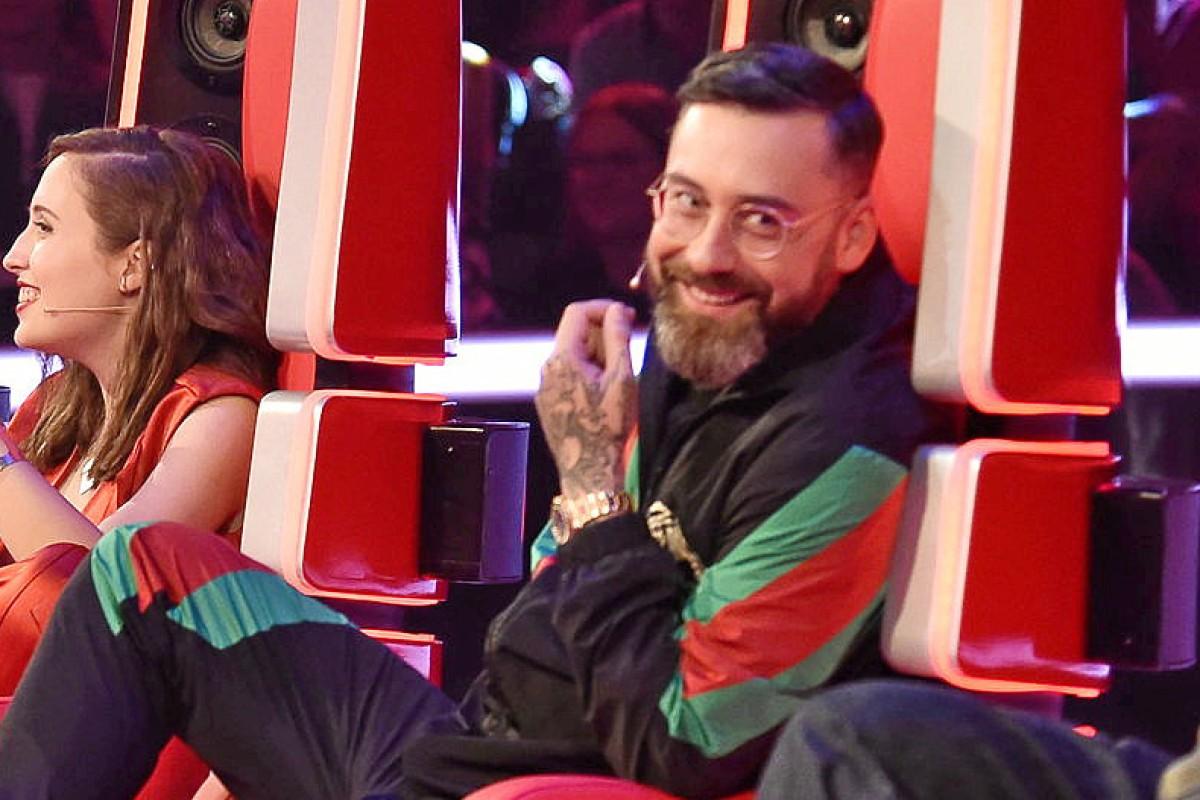The Voice Lucas Rieger Begeistert Jury Sido Entschuldigt