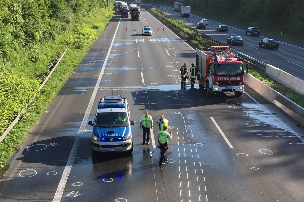 Unfall Köln Mülheim Heute