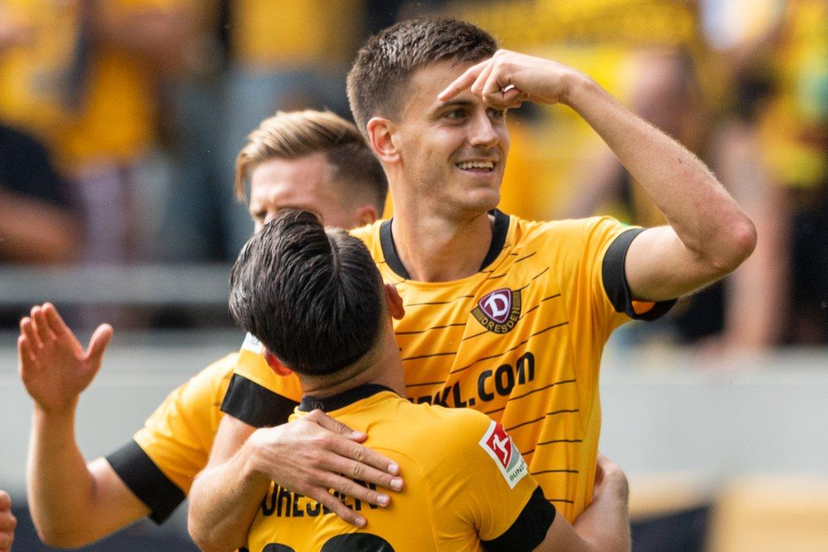 Erster Sieg für Dresden und Kiel - Bochum fällt auf Platz 16