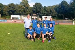 Frauenfußball: Der SC Hassel hat wieder eine Damenmannschaft