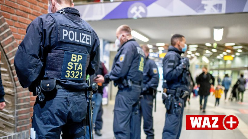 Gelsenkirchen: Waffenverbot am Hauptbahnhof - Zwischenbilanz