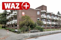 Notstromaggregat versorgt Gelsenkirchener Pflegeheim