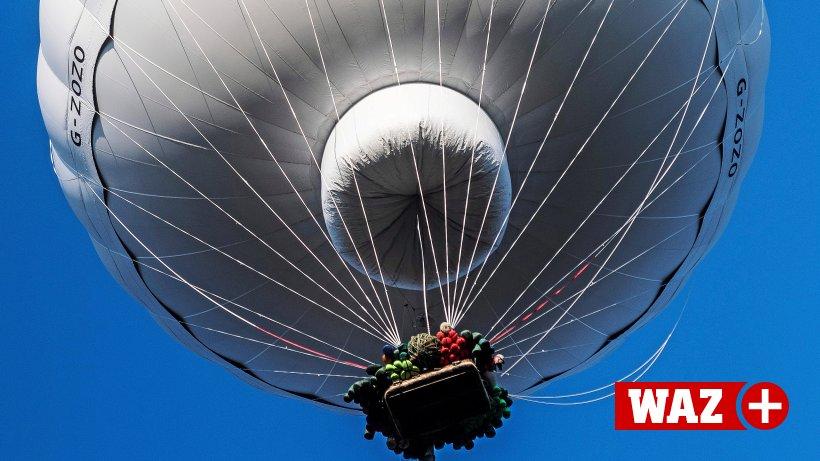 Ballonfahrt-Weltgr-ter-Sportballon-geht-in-Gladbeck-in-die-Luft