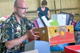 Die Fluthilfe Gladbeck bittet weiter um Spenden