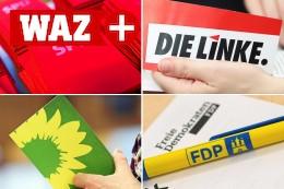 CDU, SPD und AfD im Kreis legen ihre Spenden nicht offen
