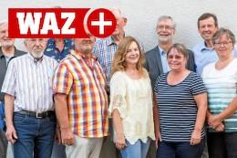Heimatverein ernennt Heinz Enxing zum Ehrenvorsitzenden