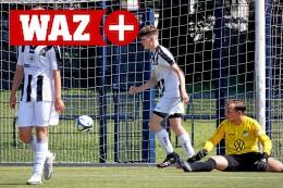 Fußball verrückt: BV Rentfort U15 gewinnt nach 0:4-Rückstand