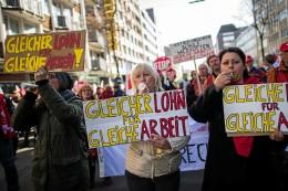 Frauen sind auch in Gladbeck beim Einkommen benachteiligt