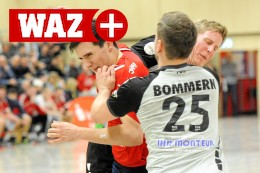 TuS Hattingen startet seine Testspielreihe gegen TuS Bommern