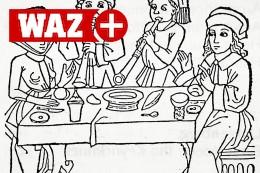 Im 16. Jahrhundert: Hattingen wird zur Hansestadt