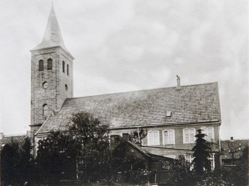 historische stadtansichten  heiligenhaus fr u00fcher und heute