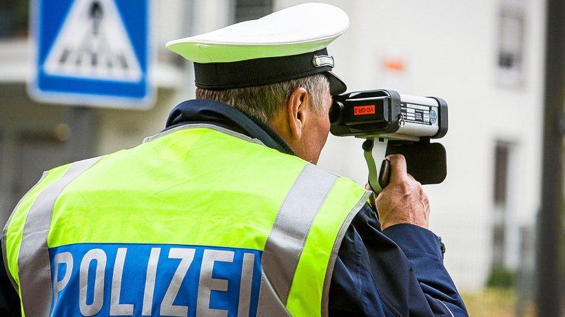 Hier stehen diese Woche die Blitzer im Kreis Mettmann - Westdeutsche Allgemeine Zeitung
