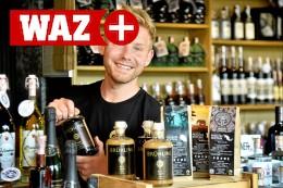 Herne: Daniel Horstmann hat einen feinen Gaumen für Kaffee