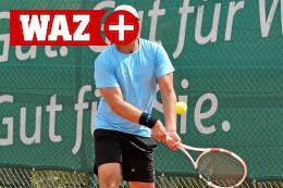Der nächste Sieg: Marcel Zielinski triumphiert in Bredeney
