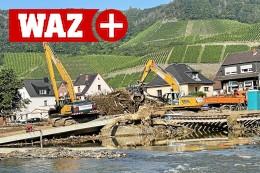 Herner Bauunternehmen Heitkamp hilft im Katastrophengebiet