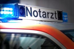 Herne: Notarztwagen kollidiert im Einsatz mit Auto