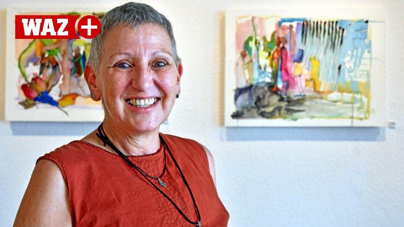 Herne: Malerin Carla Lila Bauer zeigt eine ganz neue Seite