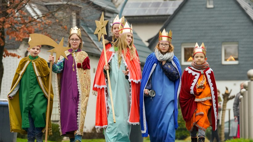 Heiligen Drei Könige 2021