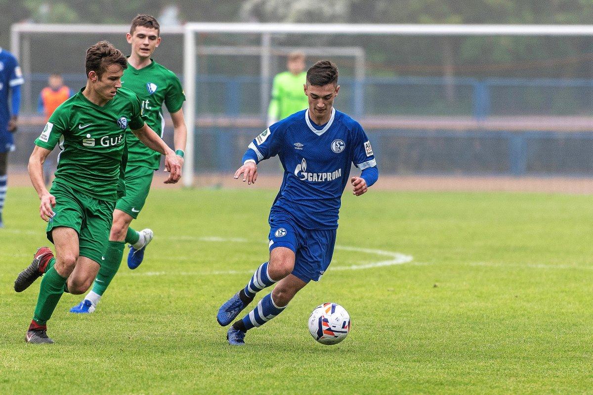 U17 des VfL Bochum will den Pokaltriumph perfekt machen