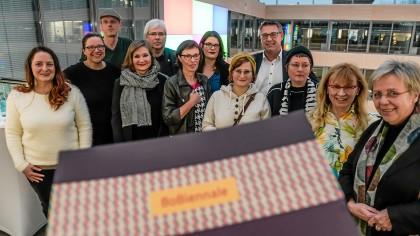 Die freie Szene blickt nach vorn: Einige Akteure, die die 2. BO-Biennale möglich machen.