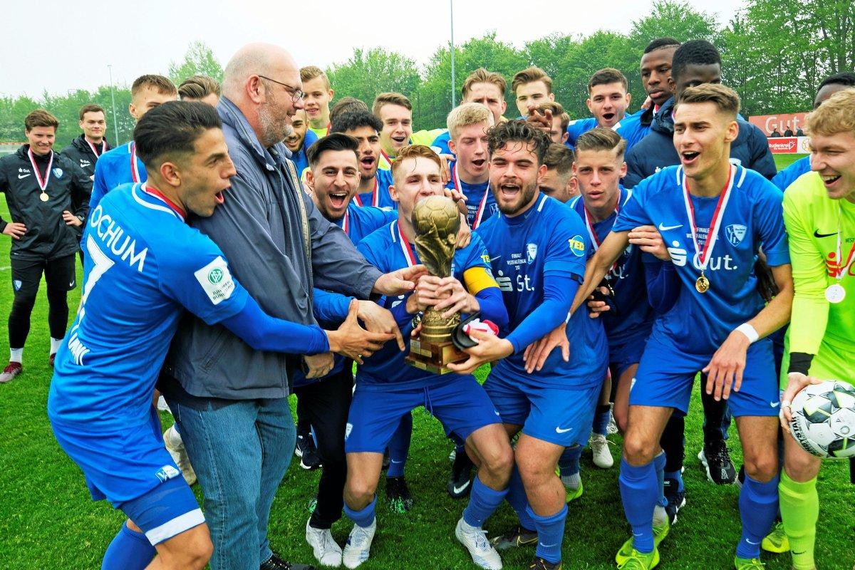 Nachwuchs des VfL Bochum stellt sich neu auf