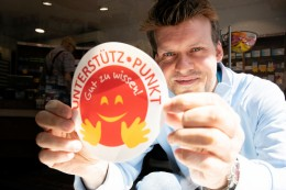 Unterstützpunkte: Unterstützpunkte gibt es jetzt auch in Bochum-Linden