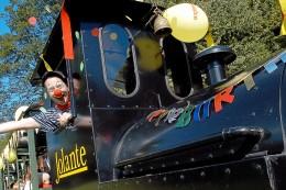 Gysenbergpark: Kinder-Eisenbahn Jolante soll am Wochenende wieder fahren