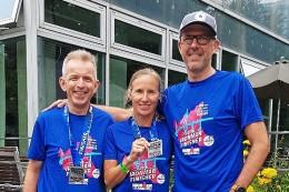 Ironman: Erfolgreicher Debütantenball für Wittener in Hamburg