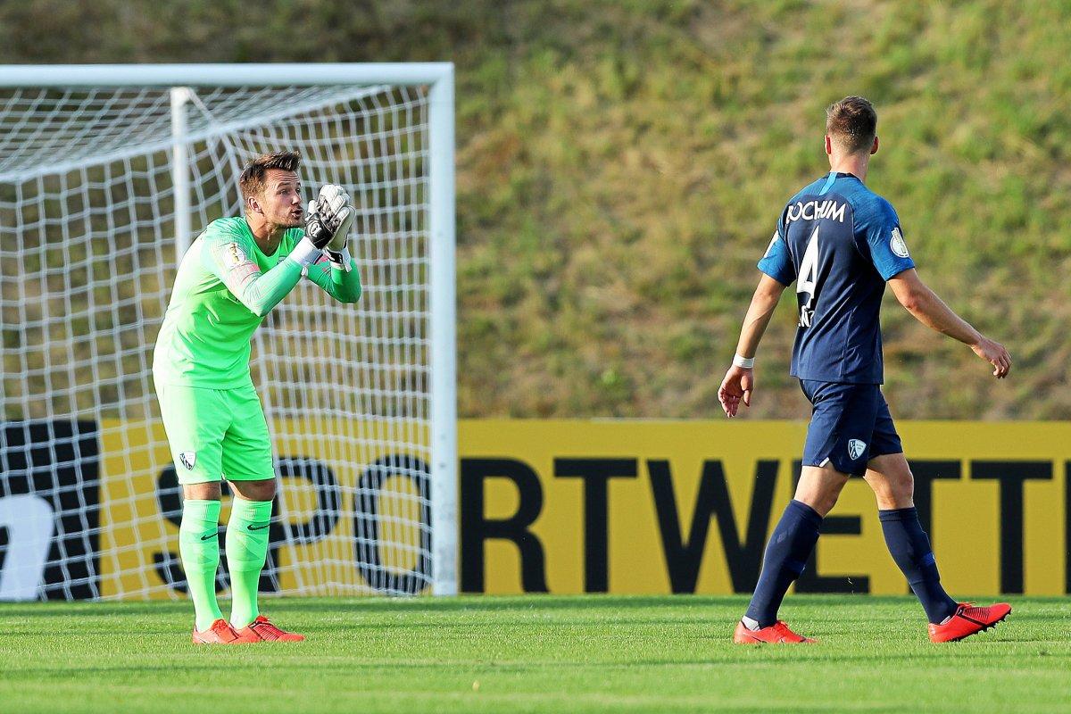 VfL Bochum: Mit Riemann, aber ohne Zoller zum HSV-Hit
