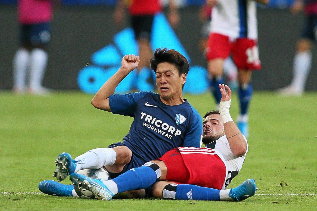 VfL Bochum hofft noch auf Lees Einsatz gegen Wiesbaden