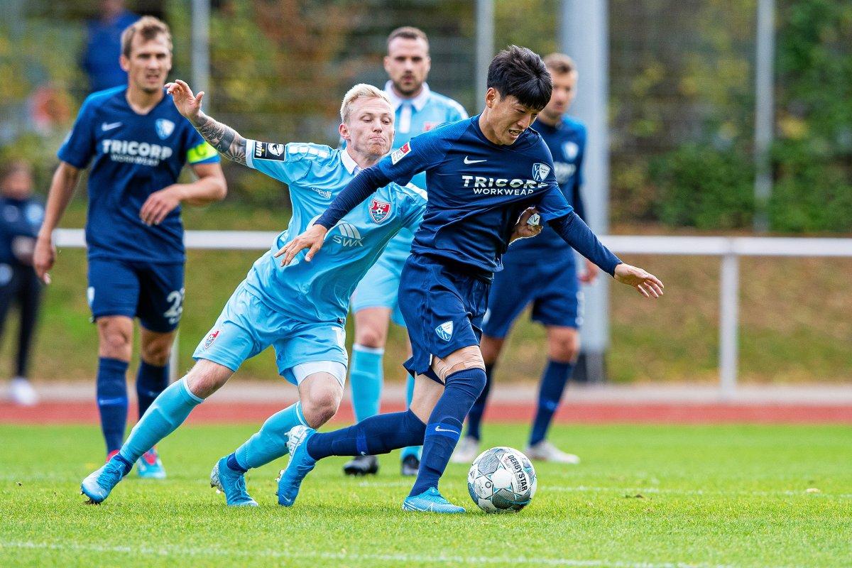 VfL Bochum gewinnt Test gegen den KFC Uerdingen mit 4:2
