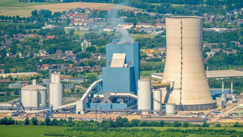 Streit um Kohlekraftwerk Datteln IV: BUND attackiert Laschet - WAZ News