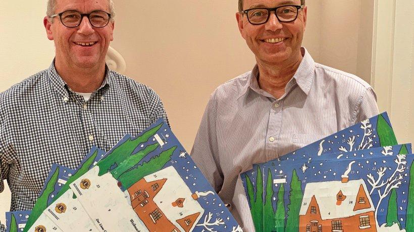 Lions-Adventskalender ist in Heiligenhaus fast ausverkauft - Westdeutsche Allgemeine Zeitung