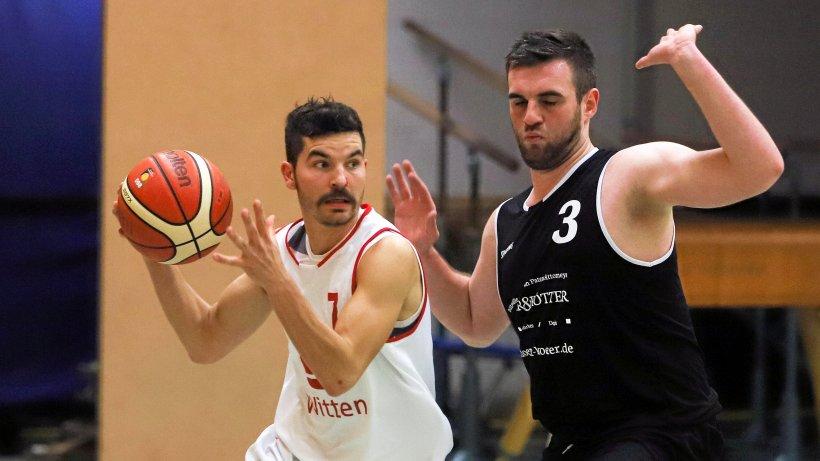 Colak sieht seine SG Witten Baskets nicht chancenlos - Westdeutsche Allgemeine Zeitung