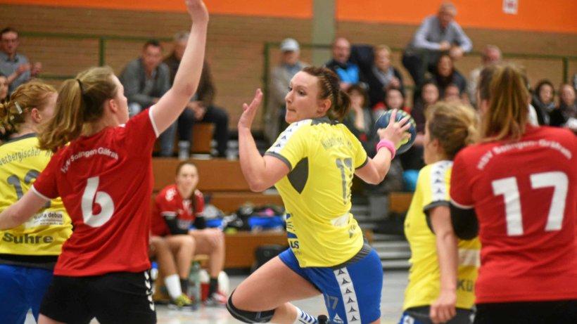 NHC-Handballerinnen wollen gegen Biefang den nächsten Sieg - WAZ News