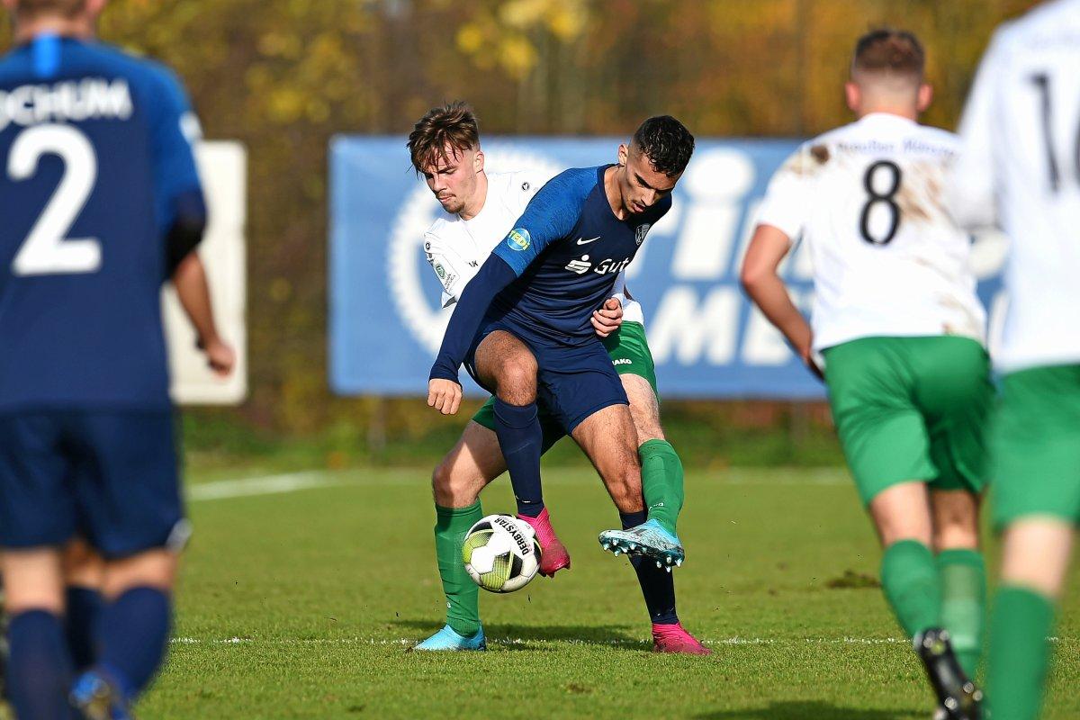 VfL Bochum: Kuriose Treffer bei Pflichtsieg gegen Münster