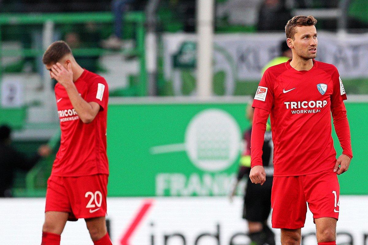 VfL Bochum: Existenzkampf geht jetzt gegen Hannover weiter