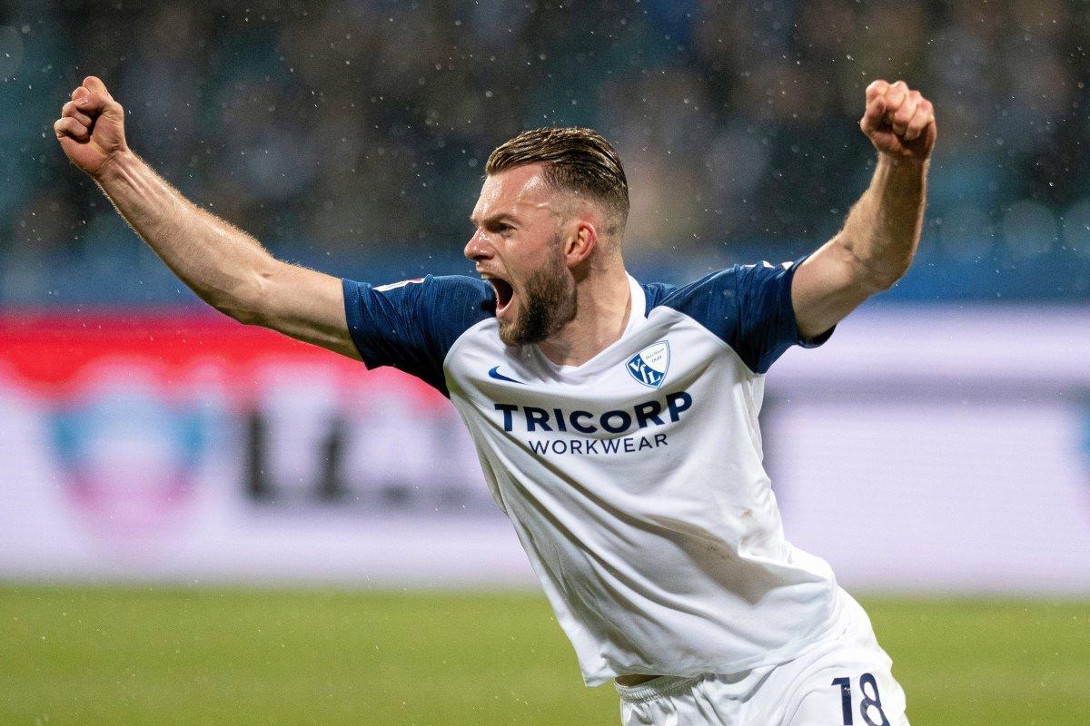 VfL Bochum: Wintzheimer sorgt für eine Saisonpremiere