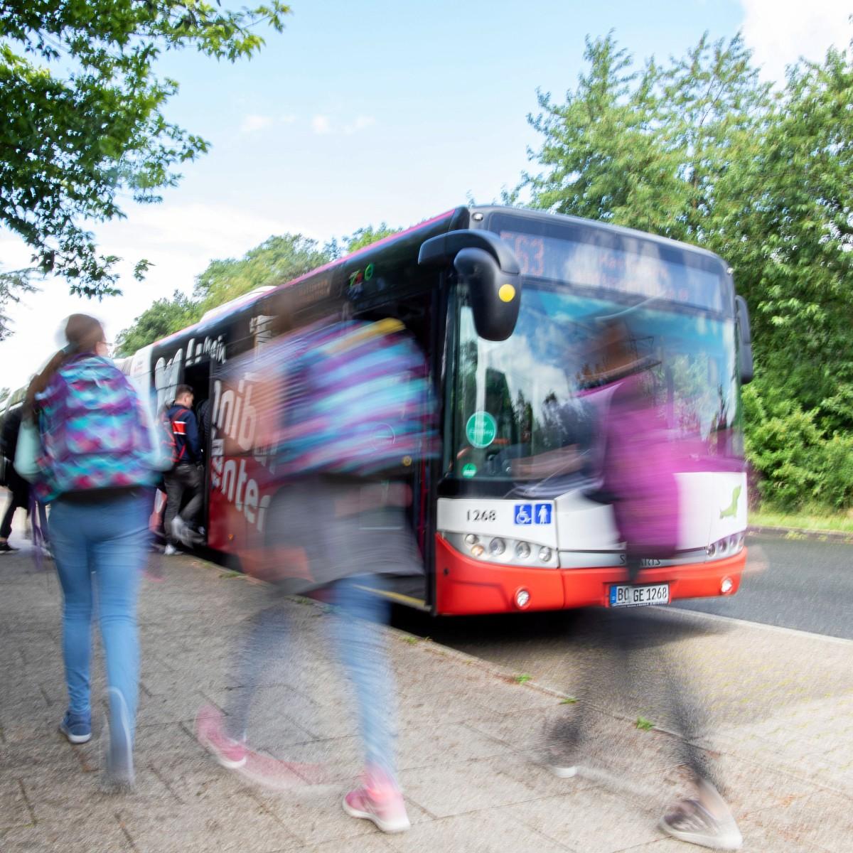 Bus wegen verspätung schule entschuldigung 10 Arten
