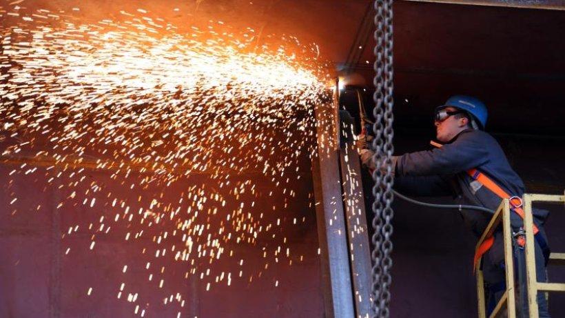 Metall- und Elektrobranche mit Rezessionsjahr