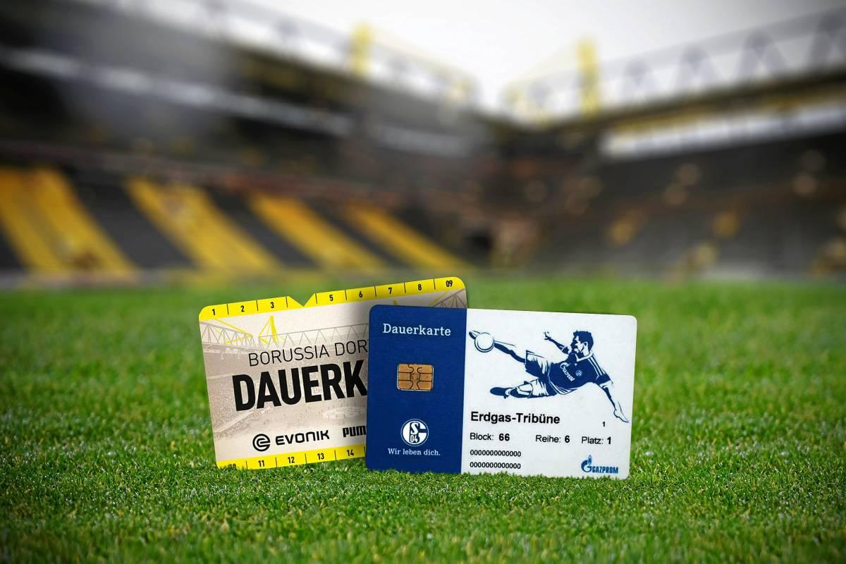 Wie Klubs Dauerkartenbesitzer entschädigen: Schalke in der Kritik - waz.de