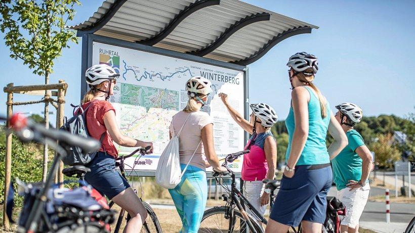 Winterberg will Ladestationen-Netz für E-Bikes erweitern