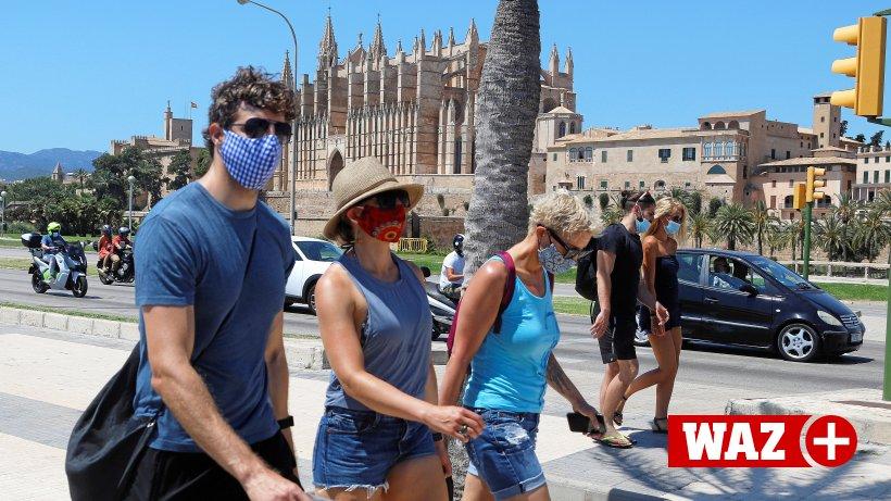 Maskenpflicht auf Mallorca: Bleiben Deutsche lieber Zuhause?