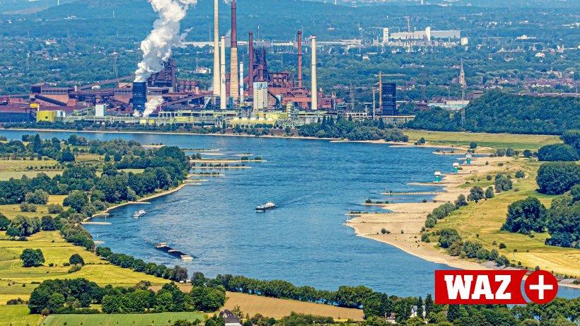 Nach Todesfällen – Ärger über Badende im Duisburger Rhein