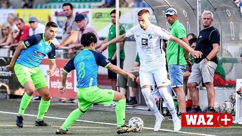 VfB Speldorf weiß trotz 0:2 beim FC Kray zu überzeugen
