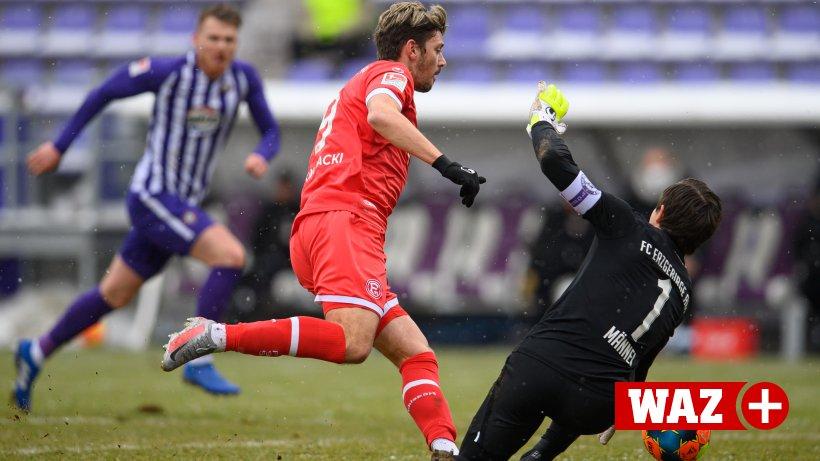 Kompakt und ansehnlich: Fortuna Düsseldorf siegt in Aue
