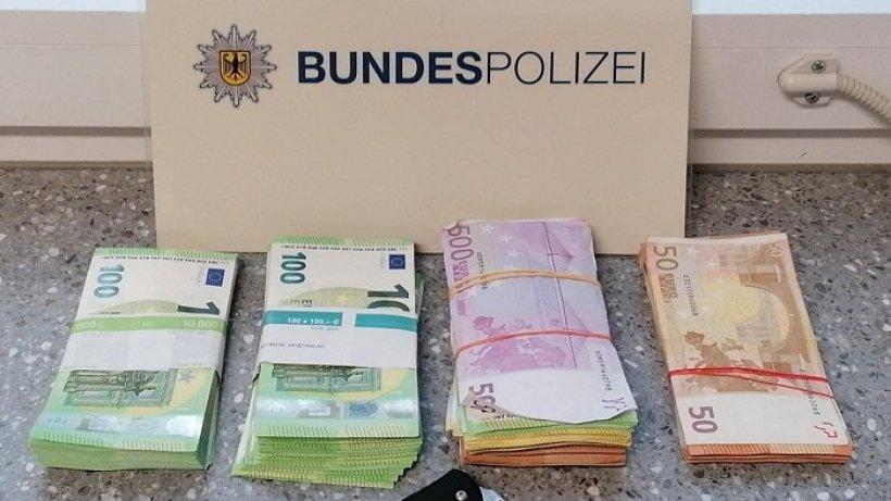 Bei Kaldenkirchen: Bundespolizei stellt 35.000 Euro sicher