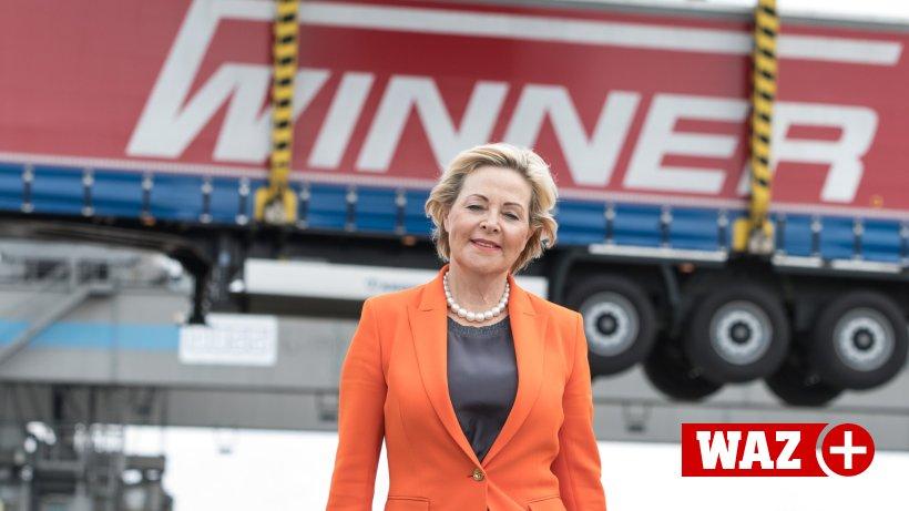 Sauerländerin jetzt in der Ruhmeshalle der Logistik-Branche